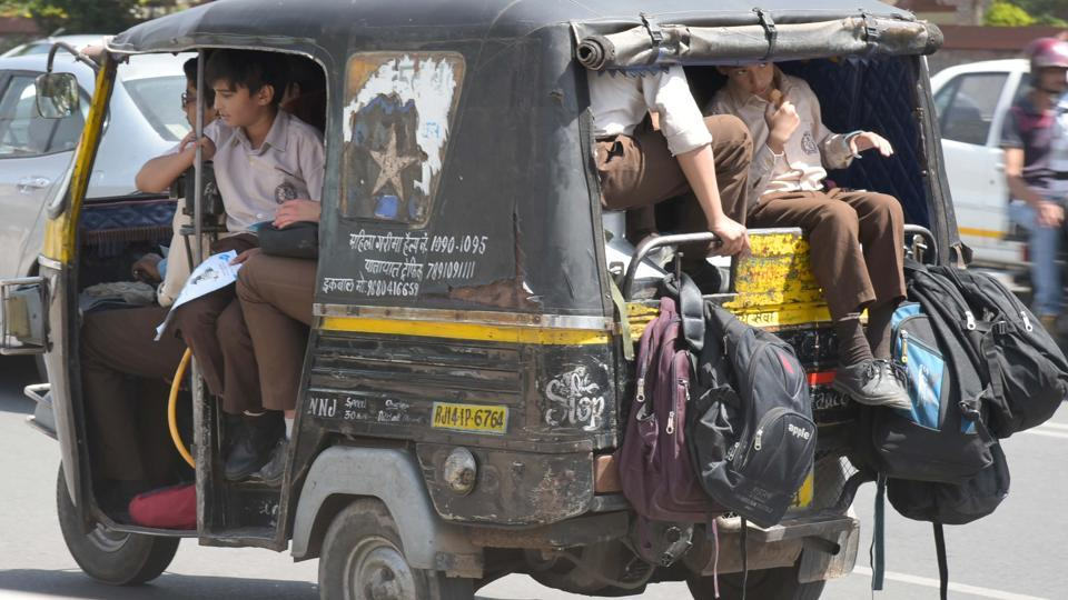 No more overloaded school auto-rickshaws and vans: High court's strict orders