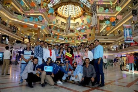 Retro Carnival at Forum Celebration Mall Udaipur