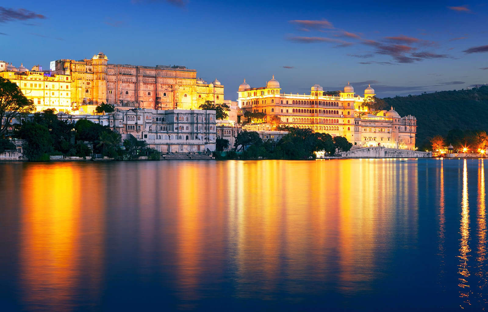 Udaipur among the World's Top 10 most beautiful cities!