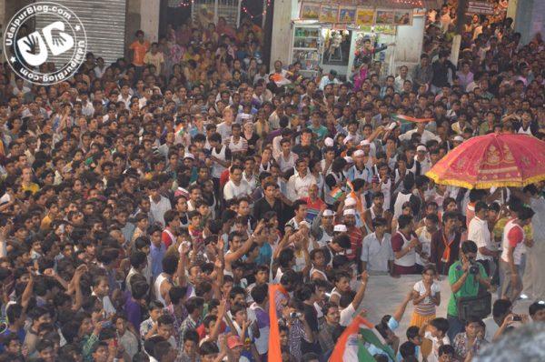Dahi Handi Event