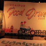 Udaipur Blog Food Drive 2019