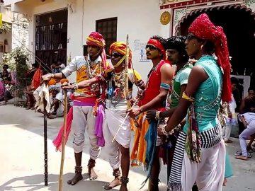 Gavri Festival Udaipur