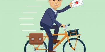 postal delivery
