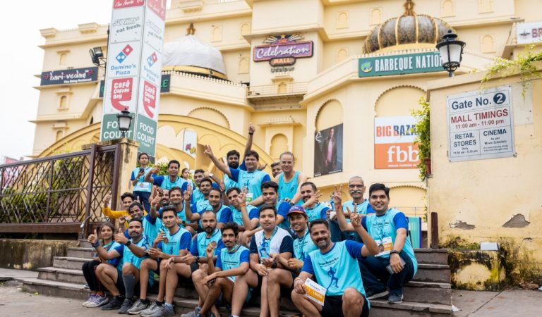 Forum Group thanks Udaipurites for making Purple Run such a grand event