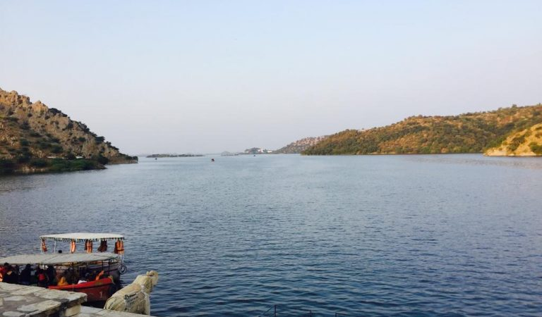 Jaisamand Lake is back to its beauty