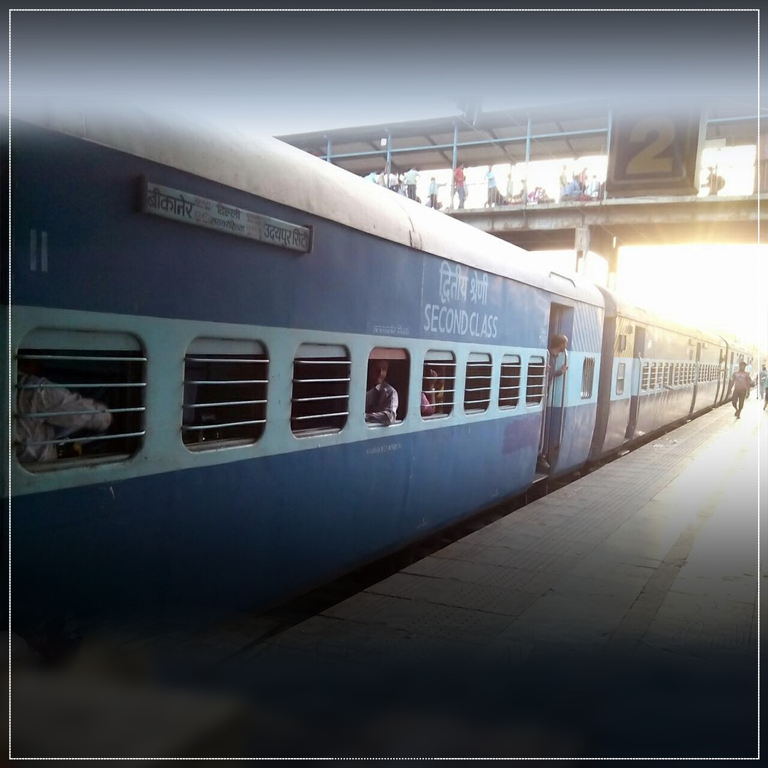 Udaipur Bikaner Train