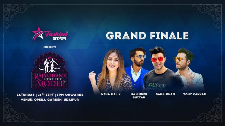 Fashion Star Grand Finale