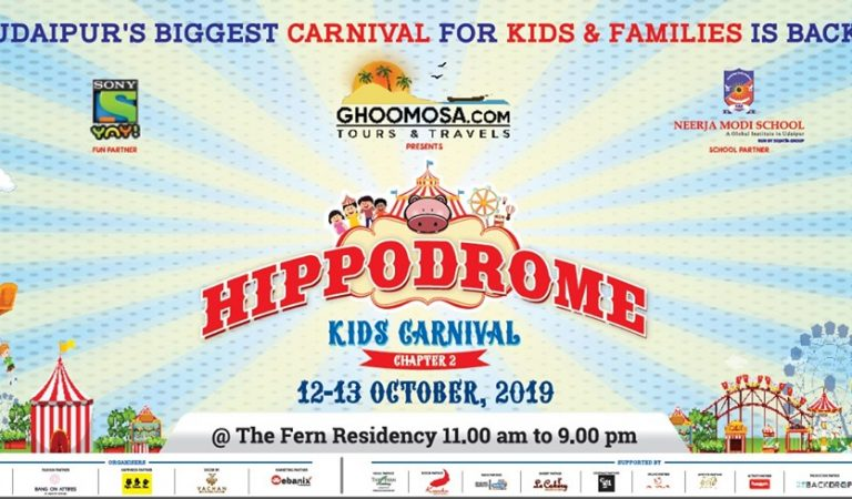 Hippodrome – The Kids Carnival: An Event for Kids and Families
