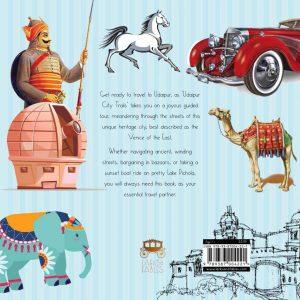Book on Udaipur