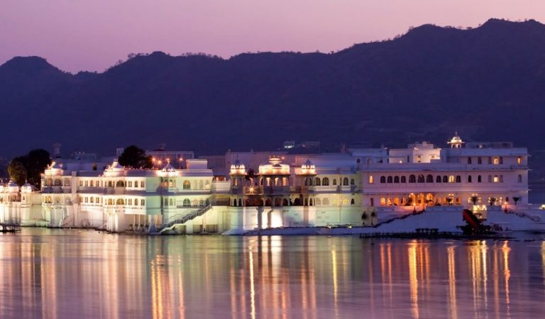 Taj Lake Palace Udaipur Ranked 3rd Best Hotels in the World in the Condé Nast Traveler Readers' Choice Awards 2019