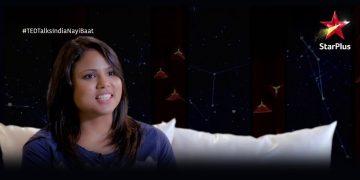 Bhakti Sharma at TED Talk India