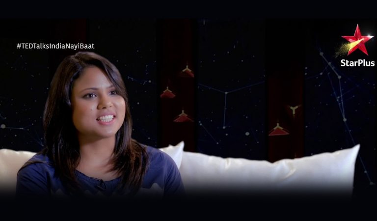 Udaipur swimmer, Bhakti Sharma featured on TED Talks India Nayi Baat on Starplus