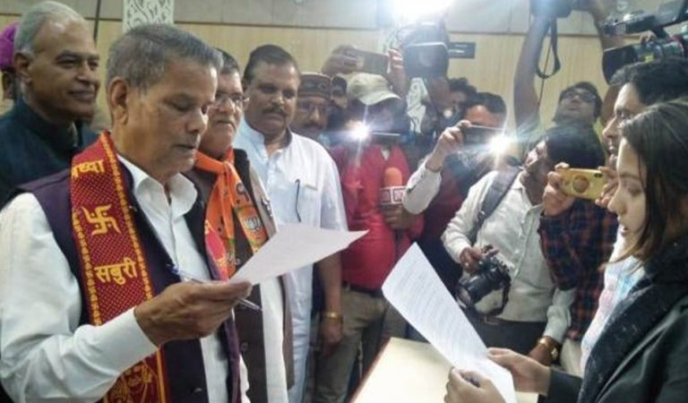 BJP's Govind Singh Tank elected as the New Mayor of Udaipur