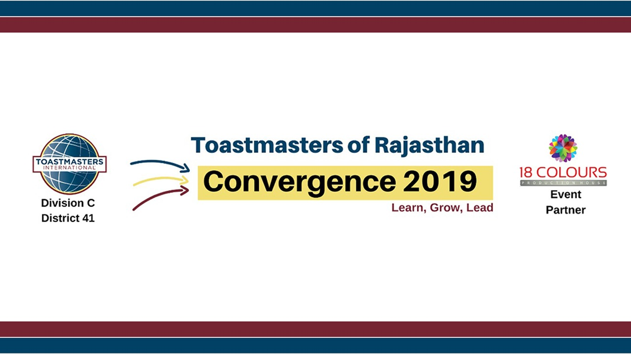 Convergence 2019 of Toastmasters International