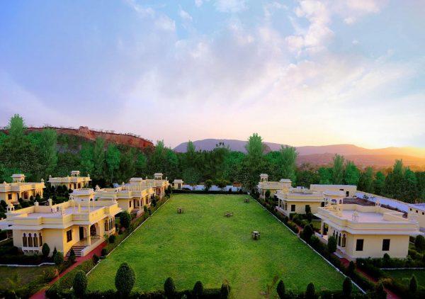 Anjushree Resort Udaipur