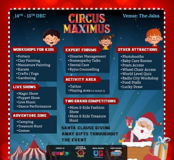 Circus Maximus Udaipur