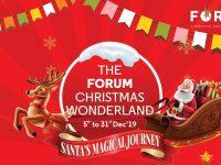 Forum Christmas Wonderland