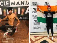 Muscle Mania Sanjay Audichya