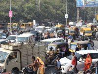 Udaipur Traffic Jam