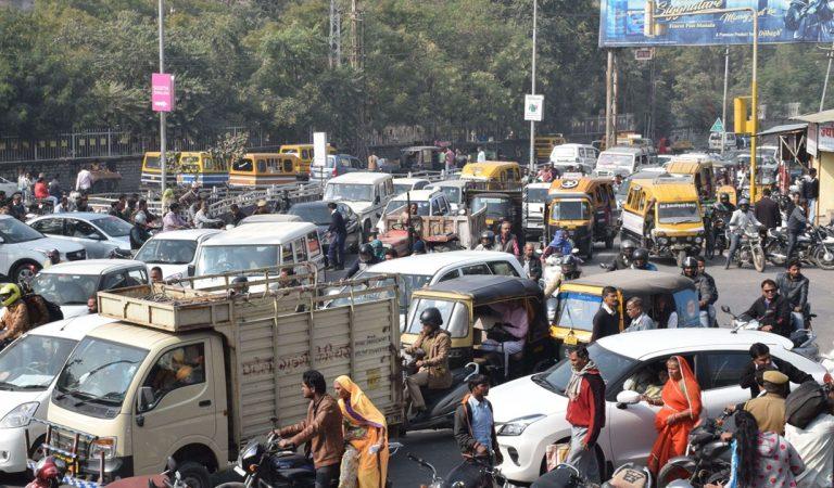 शहर में ट्रैफिक का भार कम करने के लिए बन सकते हैं अंडरपास