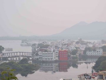 Udaipur Winter