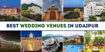 Wedding Venues in Udaipur