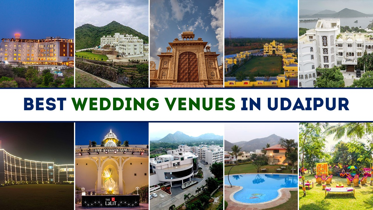 Wedding Venues in Udaipur