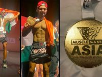 Muscle Mania Champion Udaipur