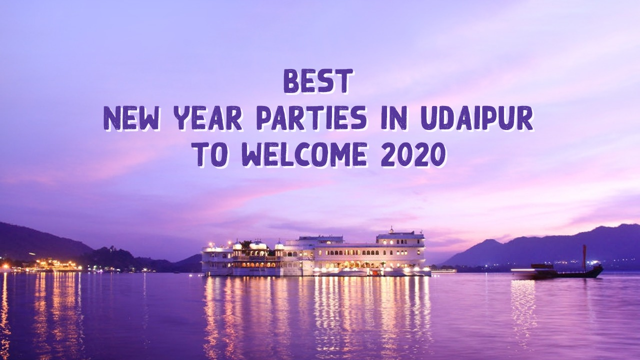 New Year Party in Udaipur