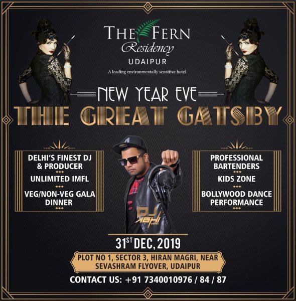 New Year Fern Residency