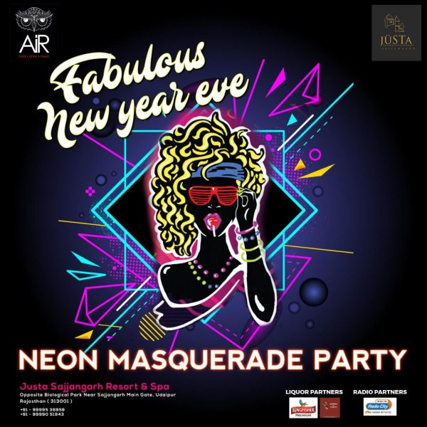 New Year Party Udaipur