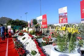 Flower Show Udaipur