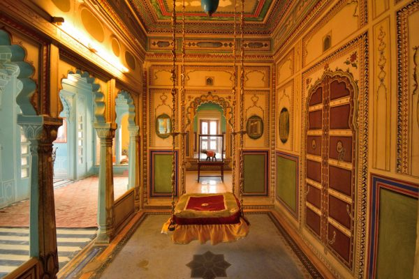 City Palace Interior Udaipur