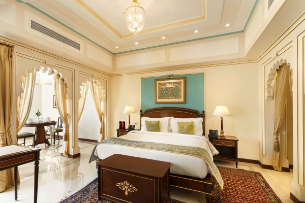 Taj Fateh Prakash Udaipur Grand Luxury Suite