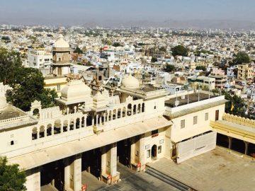 Udaipur White City