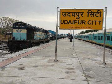 Udaipur Kota Train