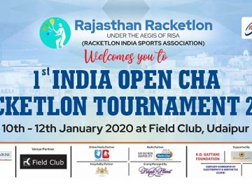 Racketlon in Udaipur