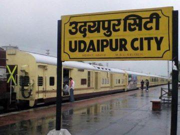 Udaipur Railway Station