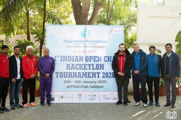 Racketlon Udaipur