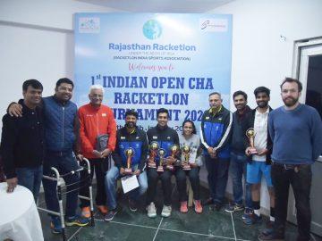 International Racketlon Udaipur