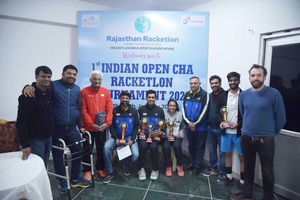 International Racketlon Udaipur