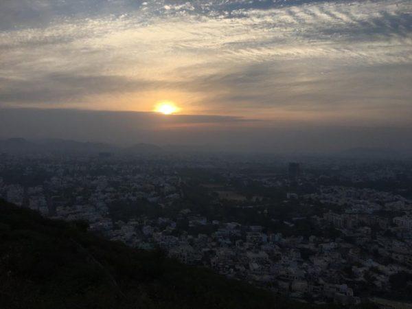 Neemuch Mata Sunrise