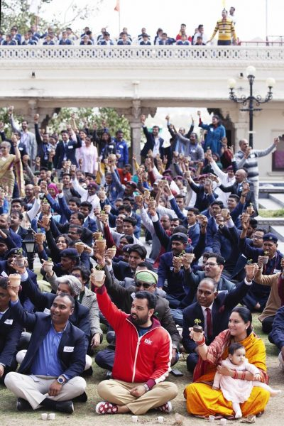 World Record in Udaipur