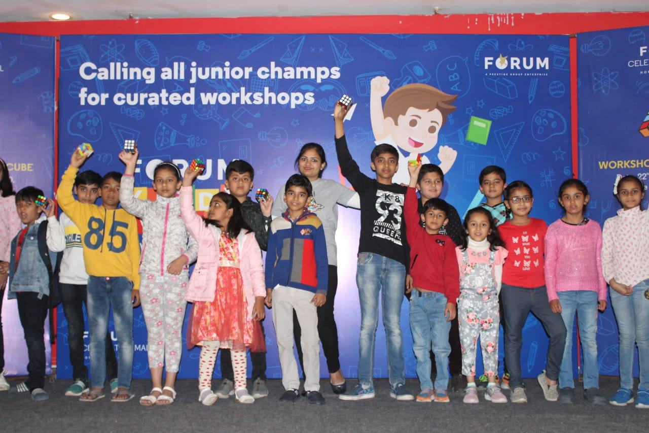 Kids Workshops in Udaipur