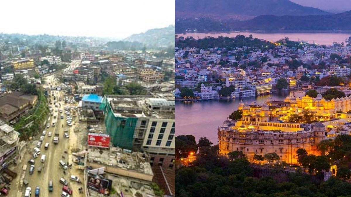Udaipur to lead the way for Arunachal Pradesh's Itanagar for Smart City Implementation