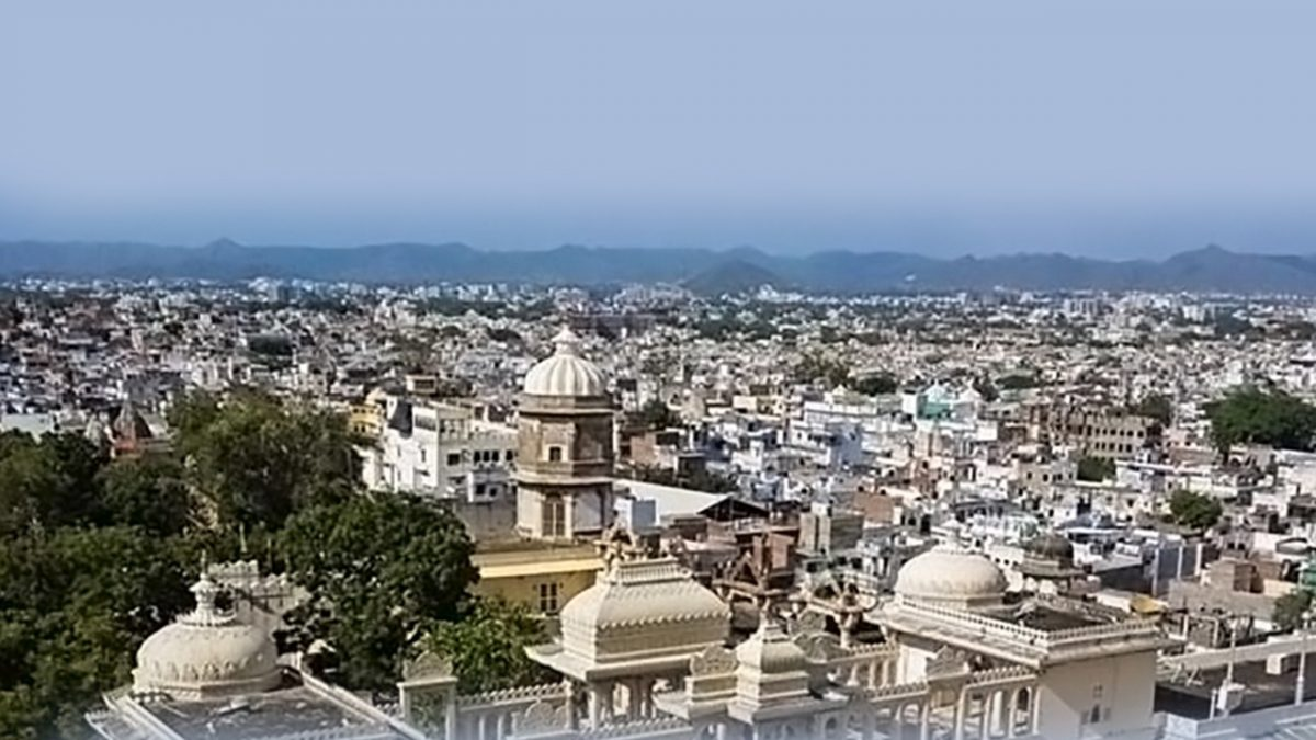 Udaipur identified as the 4th best performing Smart City