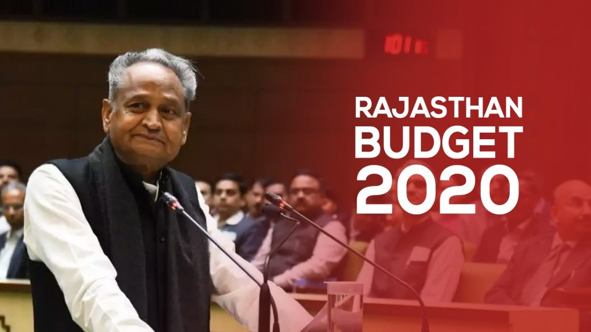 Rajasthan Budget 2020: 7 Resolutions of Gehlot Government