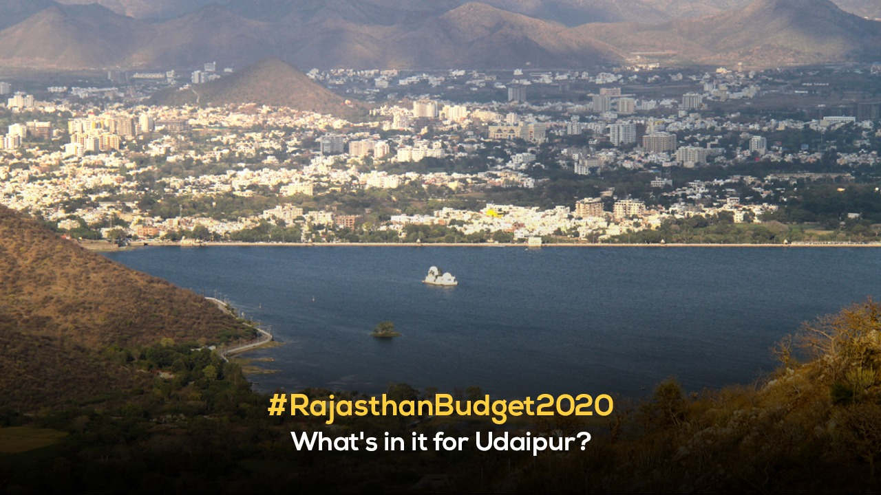 Rajasthan Budget 2020 for Udaipur