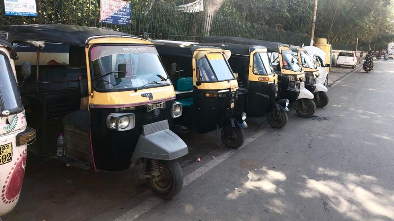 Udaipur Autorickshaw