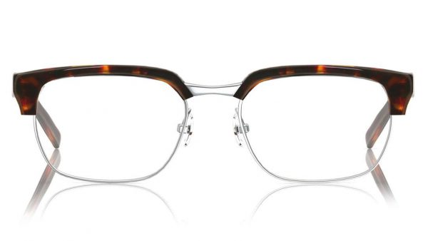 Semi Rim Eyeglasses